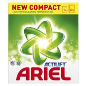 Ariel Detergent Powder Regular 650g