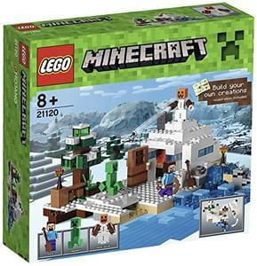 LEGO Minecraft The Snow Hideout