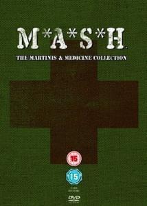 MASH Complete (Martinis & Medicine) DVD Boxset