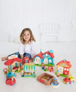 Happyland Bumper Villiage Set