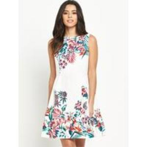 Discount Oasis Tropical House Jacquard Dress Save £36 @ Very
