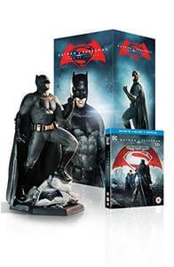 Batman v Superman: Dawn of Justice - Batman Statue Edition (Bluray 3D + Bluray)