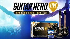 Guitar Hero: The Supreme Party Edition (PS4/Xbox One)