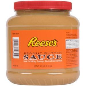 2KG of Reese's Peanut Butter Sauce