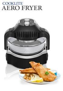 Discount Cooklite Aero Air Fryer (Halogen Oven) Save £20 @ High Street TV