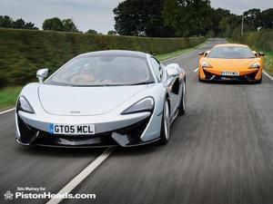 Win a McLaren Technology Centre tour!