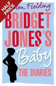 Half price: Bridget Jones's Baby - the Diaries
