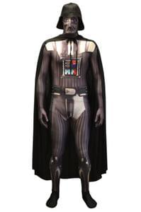 Star Wars Morphsuit: Darth Vader, Boba Fett, Stormtrooper, Maul