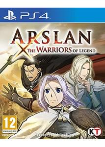 Discount Arslan The Warriors of Legend (PS4) Save £38 @ Base