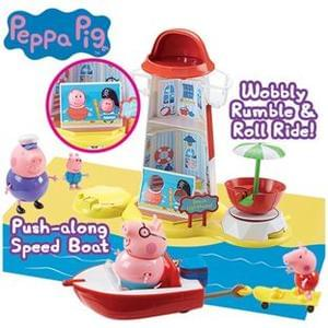 Peppa Pig Lighthouse Mega Set