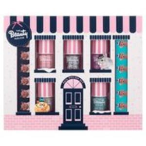 The Beauty Parlour Nail Polish Gift Set  5 per pack £5 or 2 For £8 @ Morrissons