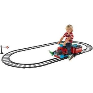 Ride on Train and Track