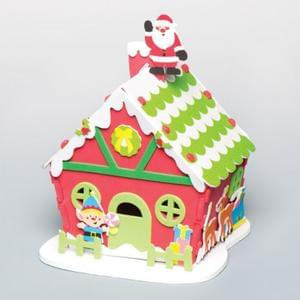 Santa's Workshop Craft Kit - £1.99