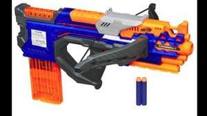 Less than half price Nerf Elite Crossbolt Blaster