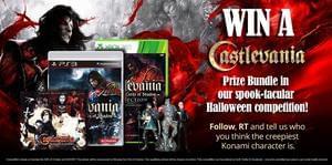 Win a Castlevania Bundle