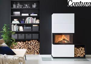Win a Contura wood-burning stove set worth £5,170