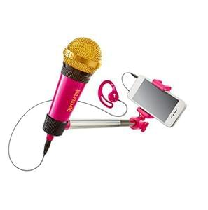SelfieMic. Selfie Stick Microphone. BEST SELLER. VERY FEW LEFT! HURRY!