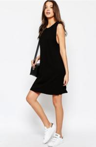 10 Black Dresses Under £10 at ASOS