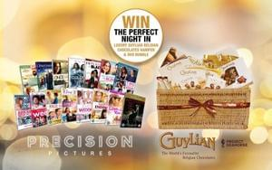 Win a luxury hamper of Guylian, the worlds favourite Belgian chocolates