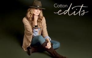 Win a winter wardrobe from Cotton Edits, worth £300