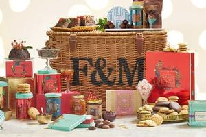 Win our Fortnum & mason Christmas Provisions Hamper