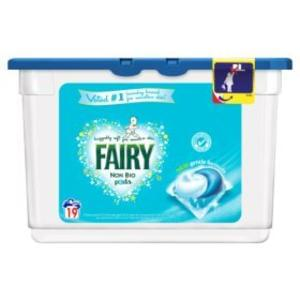 Fairy Liquid Washing Up Capsules 19 Washes