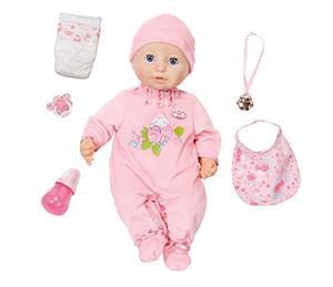 Discount Baby Annabell Nurturing Doll 10 Save £22 @ Amazon