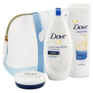 Discount Dove Beauty & Care Washbag Gift Set Half Price @ ASDA