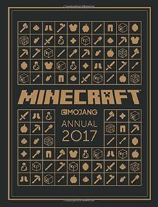Official Minecraft Annual 2017 - LESS THAN HALF PRICE