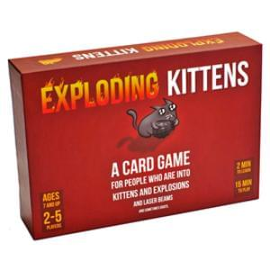 Buy Exploding Kittens A Card Game Cheapest Price Here!