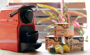 Win a coffee lovers hamper from Percol Coffee & coffee machine,