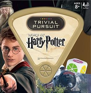 BETTER THAN HALF PRICE DEAL ! Harry Potter Trivial Pursuit - Ages 8+