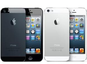 iPhone 5 16GB or 32GB in Black or White