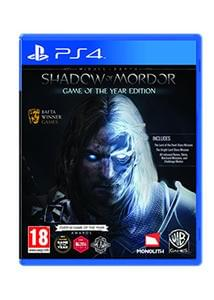 Middle-Earth: Shadow of Mordor GOTY (PS4/XO)