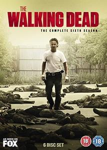 The Walking Dead - Season 6 DVD / Blu-ray