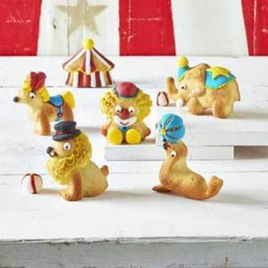 Lots of clearance bargains at Lakeland inc these gorgeous circus moulds