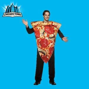 Win a Pizza Costume