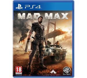 Discount Mad Max PS4 Game Half price @ Argos