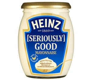 Win £150 Sainsburys voucher, Heinz [Seriously] Good Mayonnaise & cook book