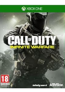 Xbox One Call of Duty Infinite Warfare incl Zombies in Space&Terminal bonus map