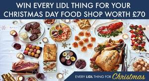 Win £70 worth of vouchers to Spend @ LIDL