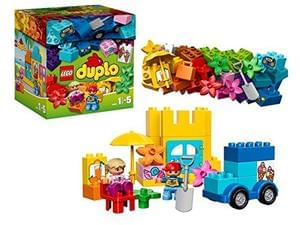 LEGO DUPLO 10618: Creative Building Box - Super for Toddlers