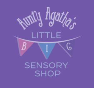 10% Off Aunty Agatha's - Sensory Toys & Products for Special, Additional Needs