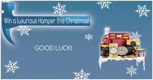 Win a John Lewis Christmas Hamper