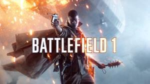 Battlefield 1 on PlayStation 4