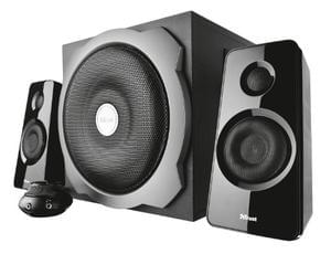 Tytan 2.1 Speaker Set Subwoofer for PC and Laptop, 120 W @ Amazon