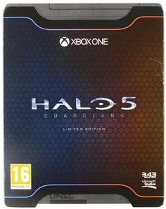 Discount Halo 5 Guardians Limited Edition Xbox One Game @ Student Computers