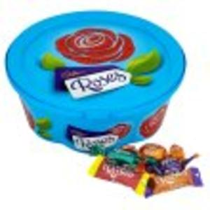 Celebrations, Heroes, Quality Street & Roses etc tubs - £4.00 @ Tesco