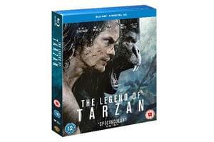 1 of 3 The Legend Of Tarzan on Blu-Ray