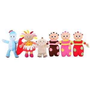 In The Night Garden Soft Toys (6 Pack) - Now £24.99 plus FREE Delivery